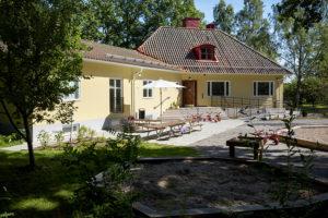 Villan exteriör, Lilla Sköndal